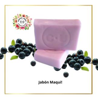 Jabón de Maqui