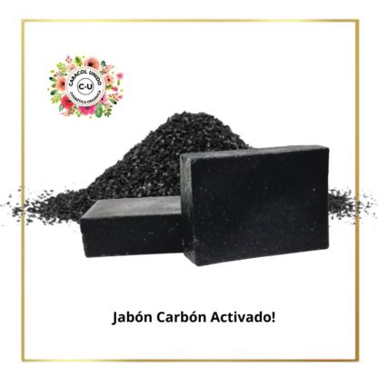Jabon de carbón